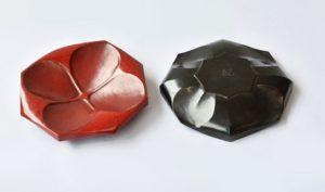 石井紀咊「ぬくもり」銘々皿